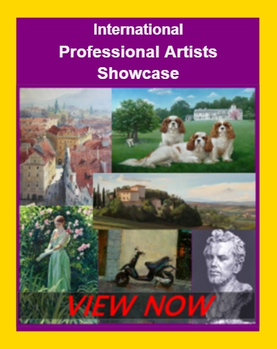 Professional Artists Showcase
